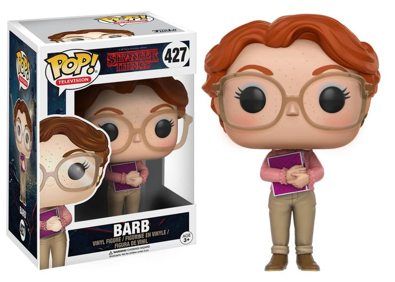 Funko POP TV: Stranger Things - Barb