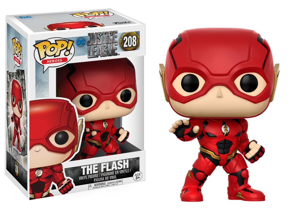 Funko POP: DC Justice League - Flash