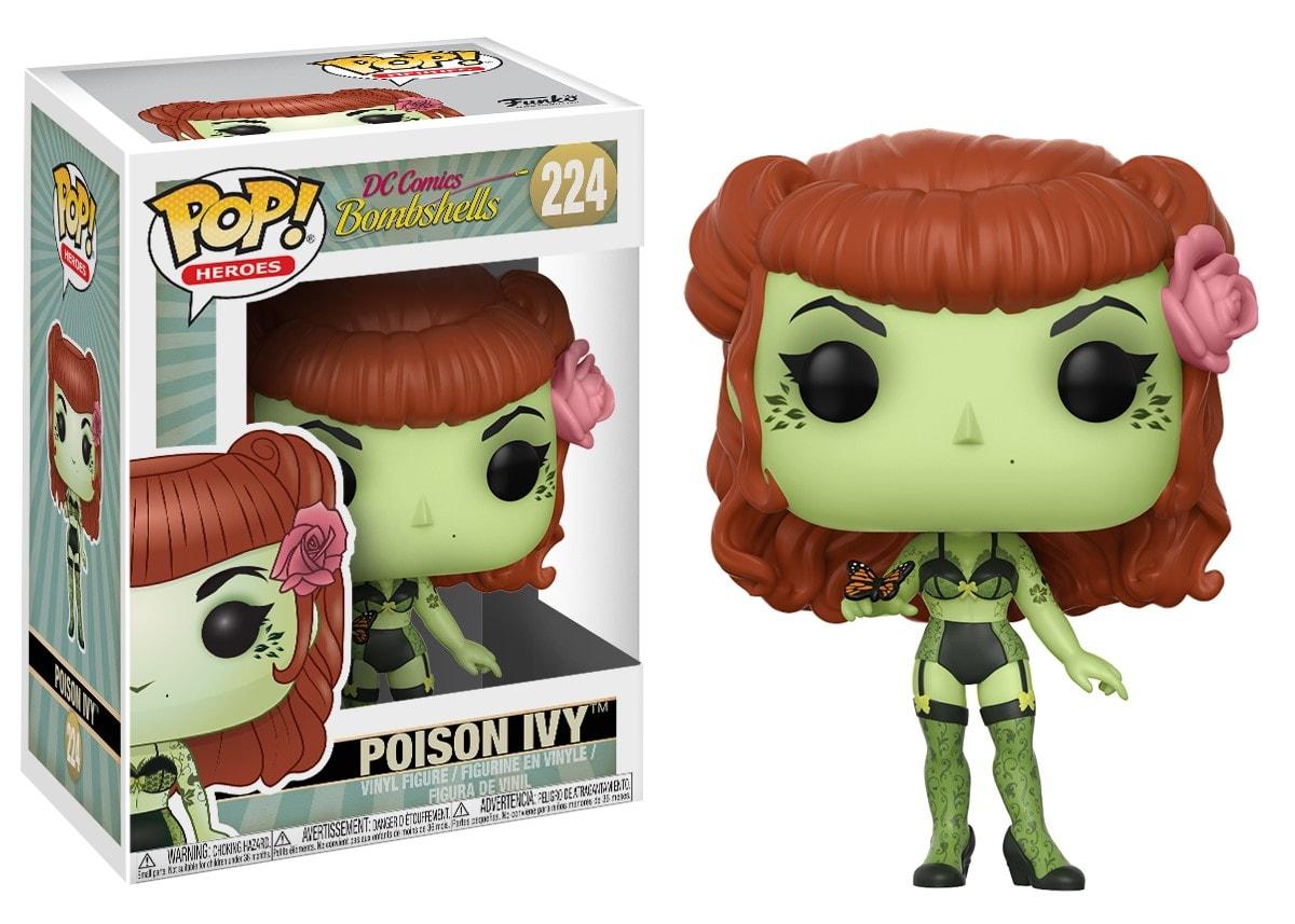 Funko POP DC: Bombshells - Poison Ivy