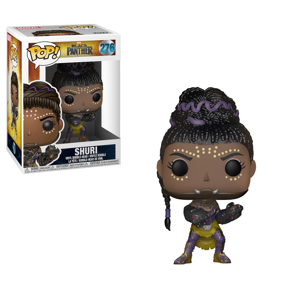 Funko POP Marvel: Black Panther - Shuri