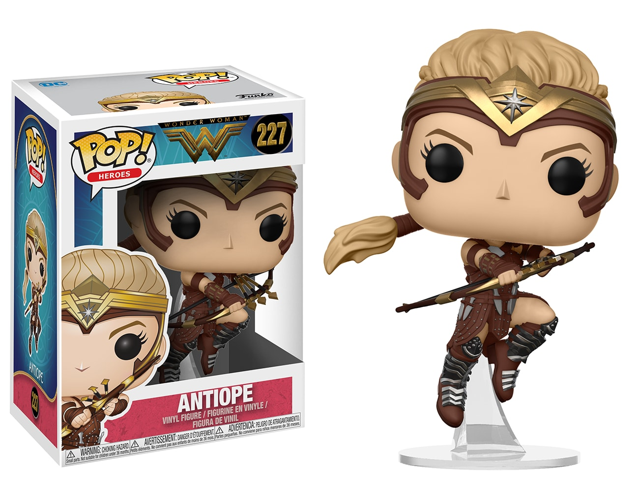 Funko POP: DC Wonder Woman - Antiope