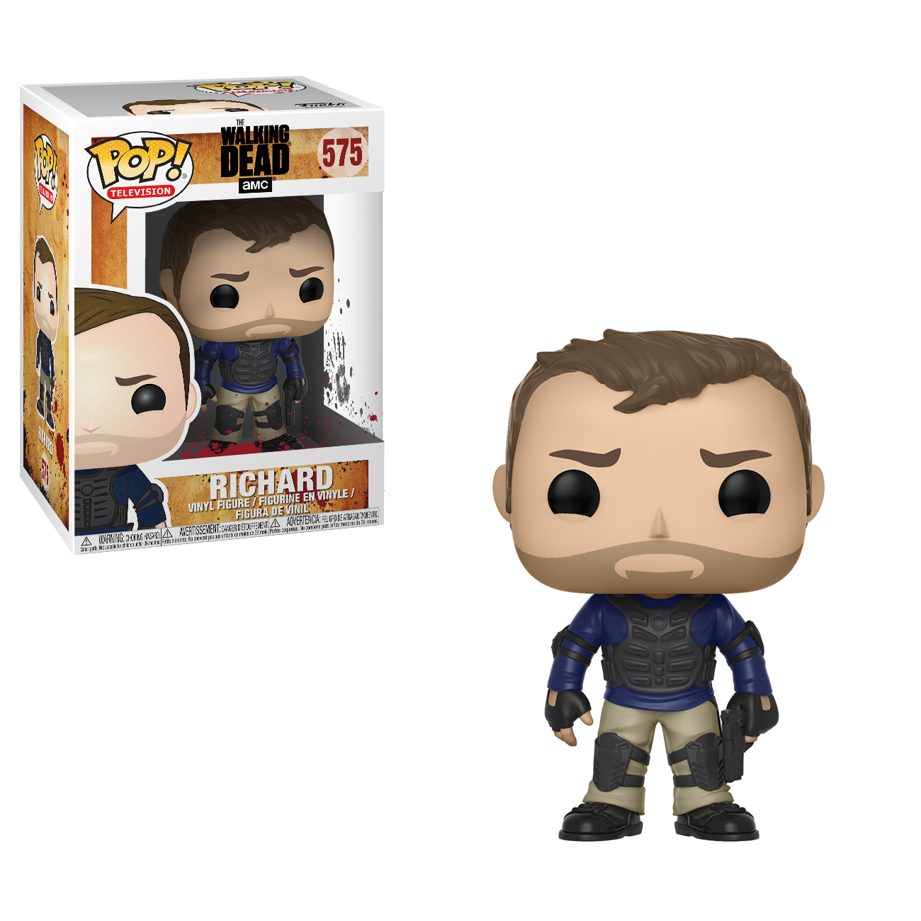 Funko POP TV: The Walking Dead - Richard