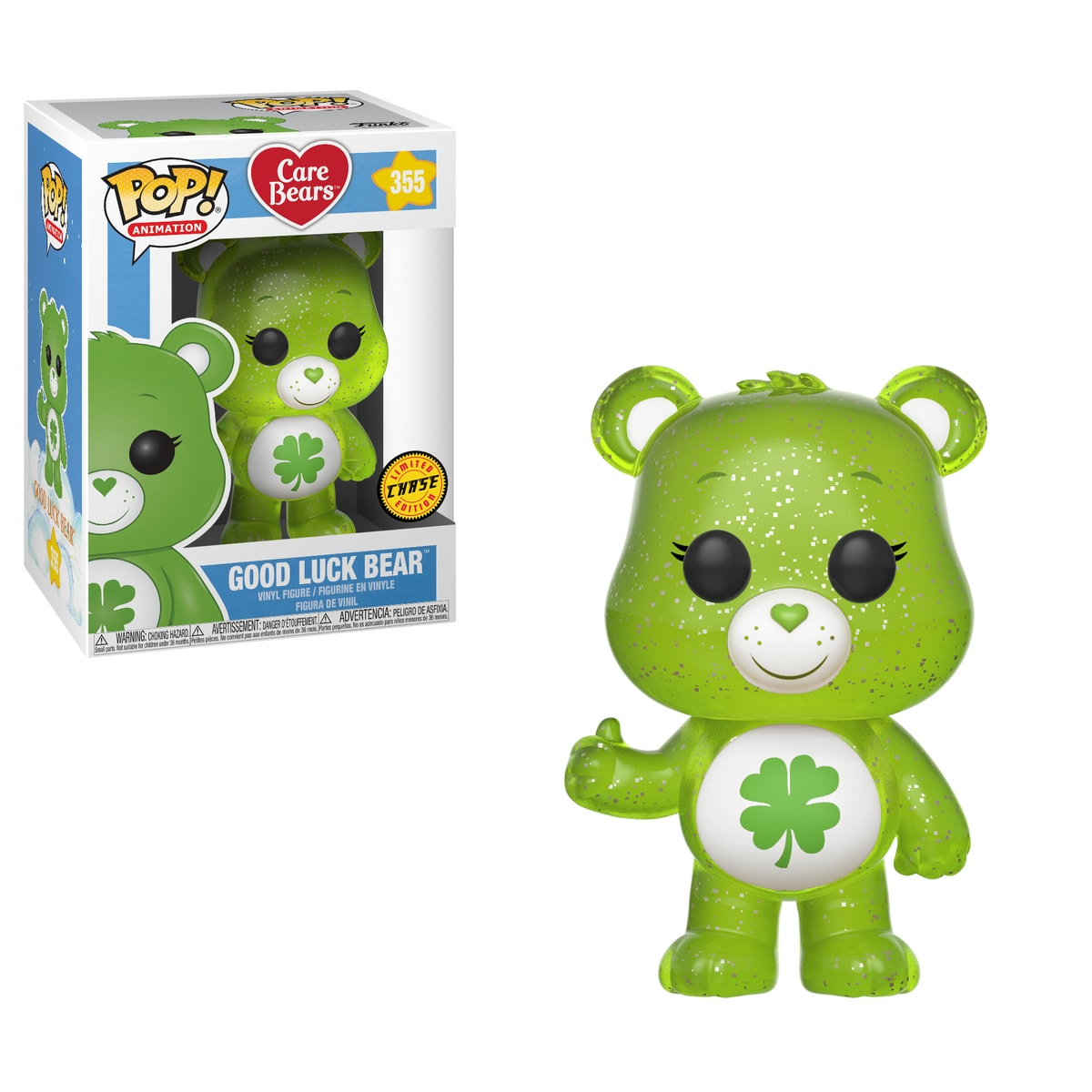 Funko POP: Care Bears - Good Luck Bear