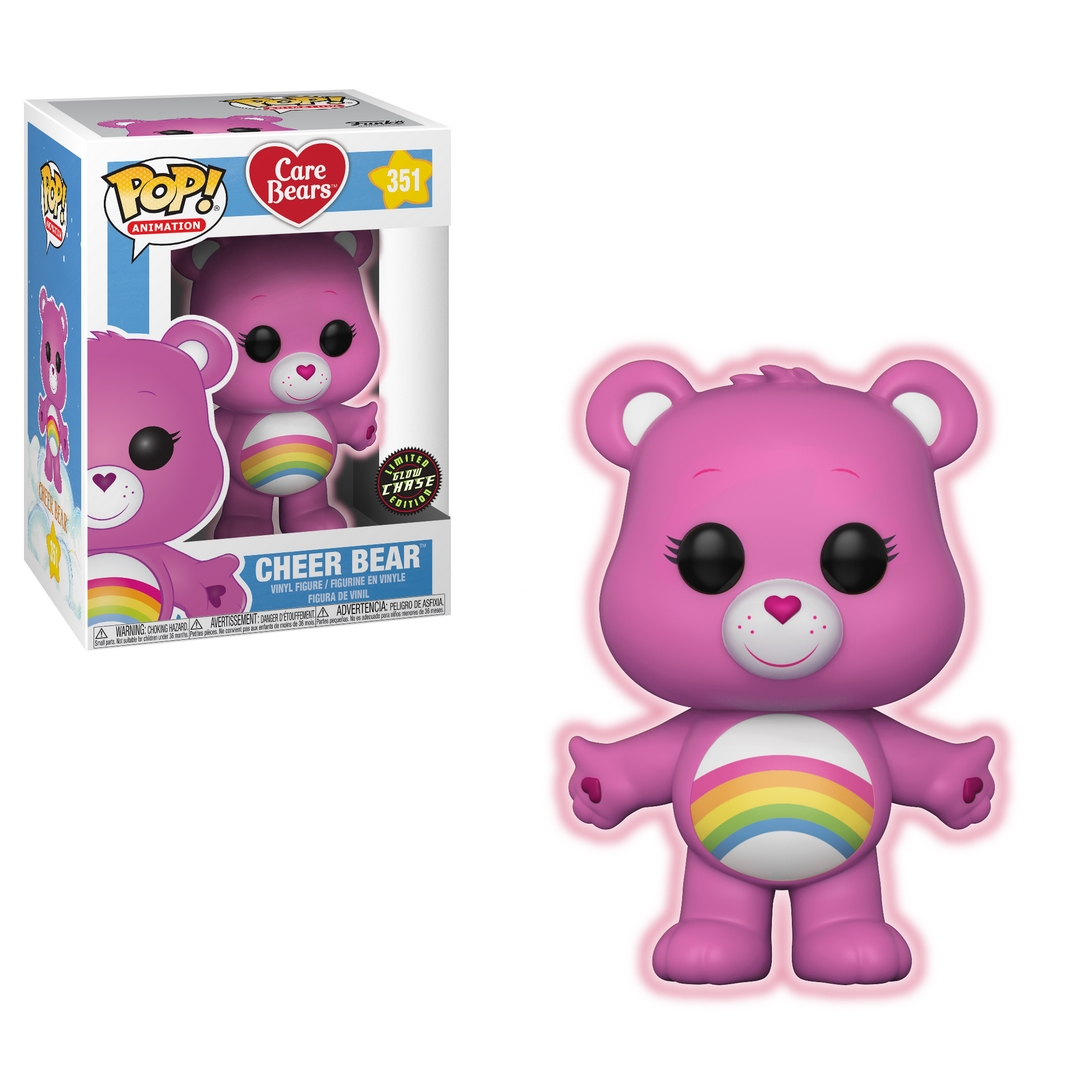 Funko POP: Care Bears - Cheer Bear