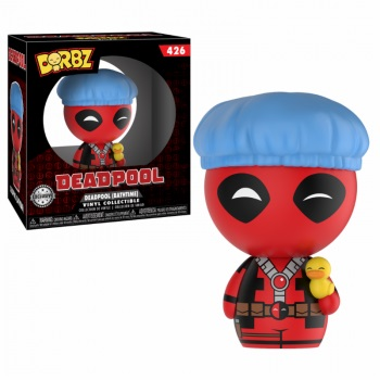 Funko Dorbz: Marvel: Bathtime Deadpool (Exc) (CC)
