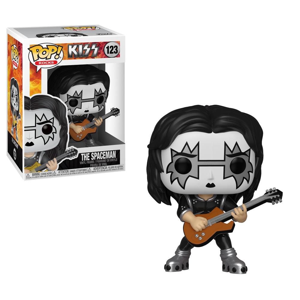 Funko POP Rocks: KISS - Spaceman