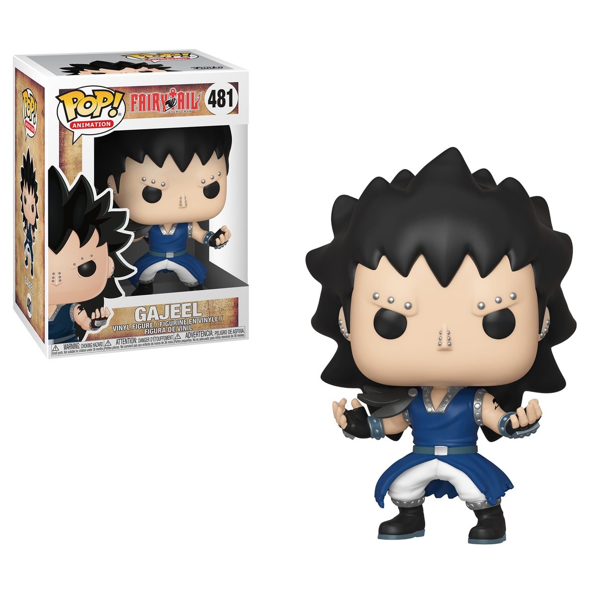 Funko POP Animation: Fairy Tail S3- Gajeel