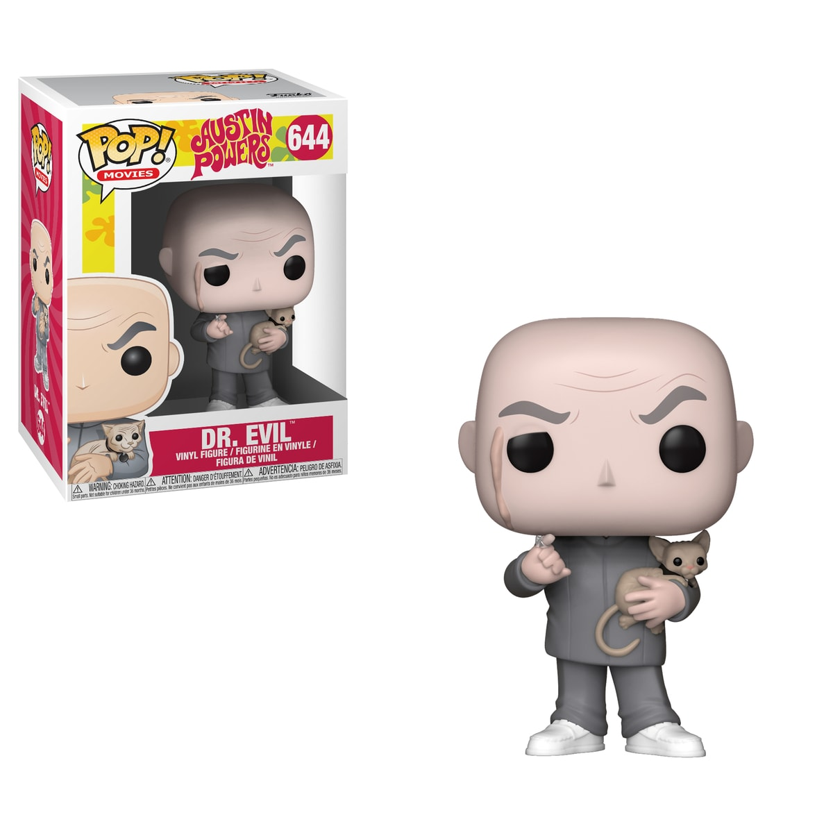 Funko POP Movie: Austin Powers - Dr. Evil
