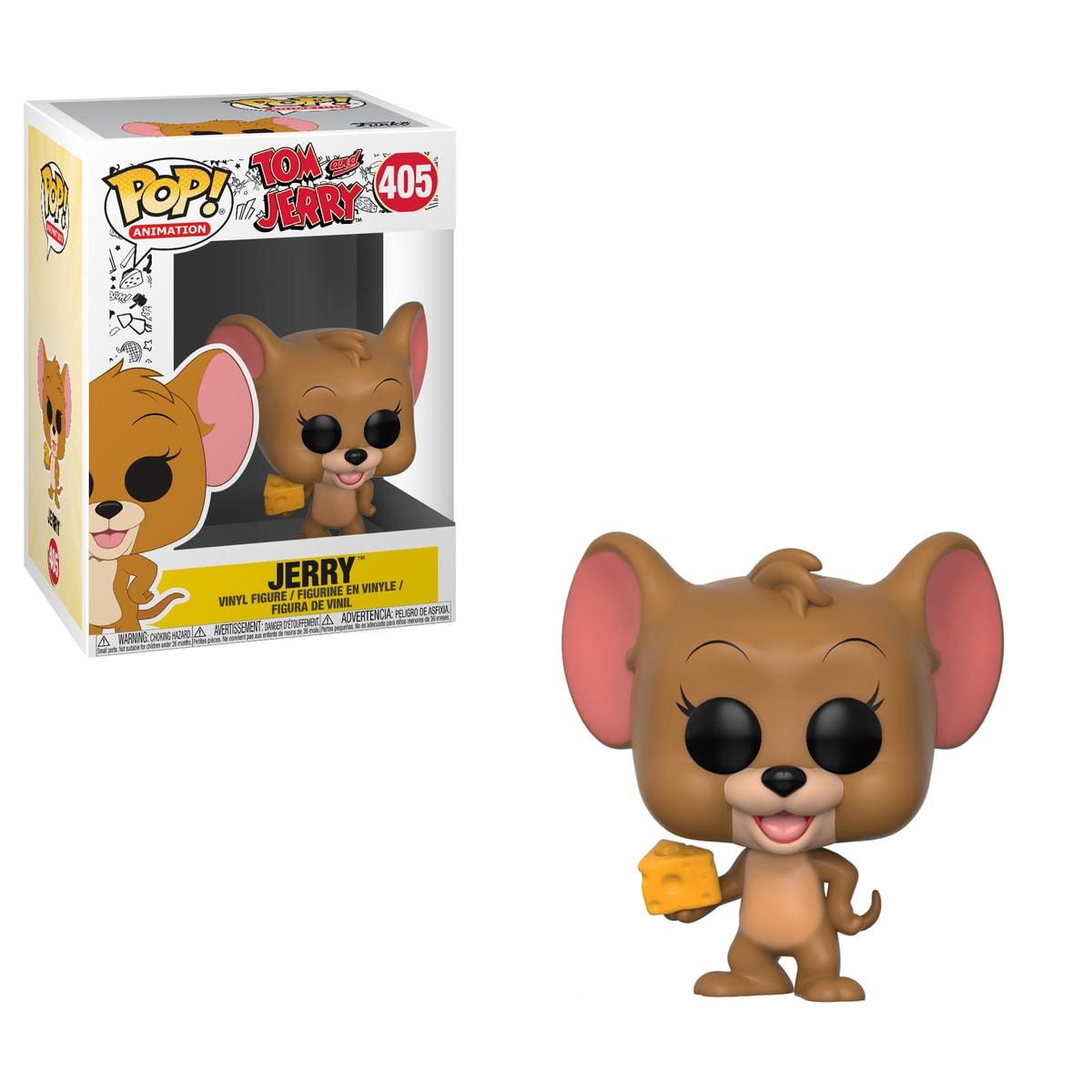 Funko POP: Hanna Barbera Tom & Jerry Jerry