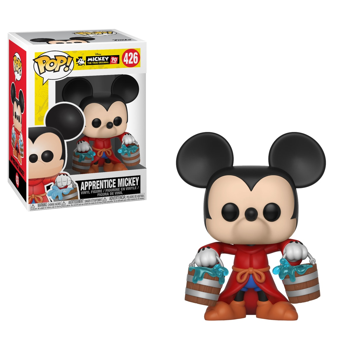 Funko POP Disney: Mickey's 90th Anniversary - Apprentice Mickey
