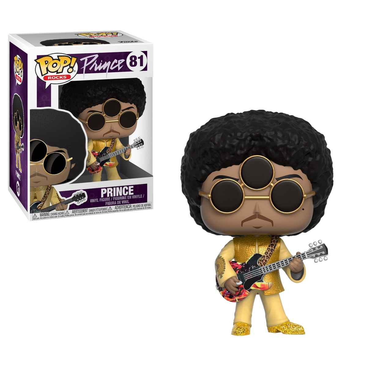 Funko POP Rocks: Prince 2004 Grammys