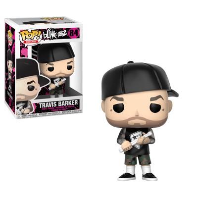 Funko POP Rocks: Blink 182 - Travis Barker