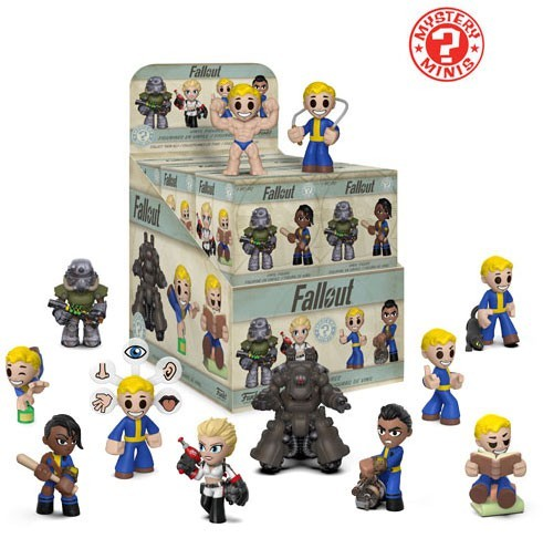 Funko Mystery Minis: Fallout S2