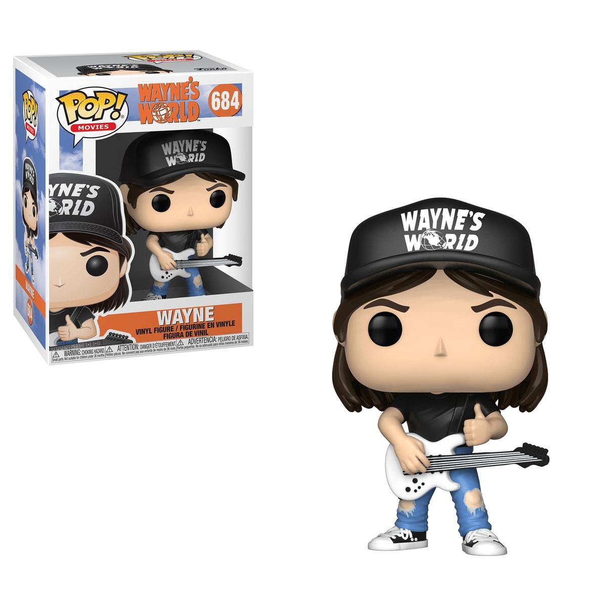 Funko POP Movie: Wayne's World - Wayne