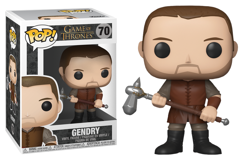 Funko POP TV: Game of Thrones S9 - Gendry