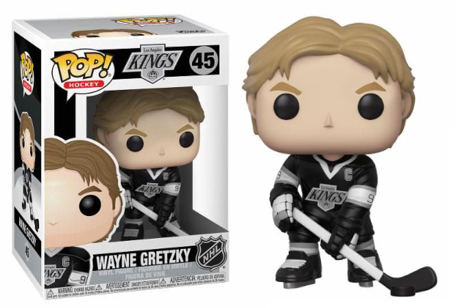 Funko POP NHL Legends: LA Kings - Wayne Gretzky