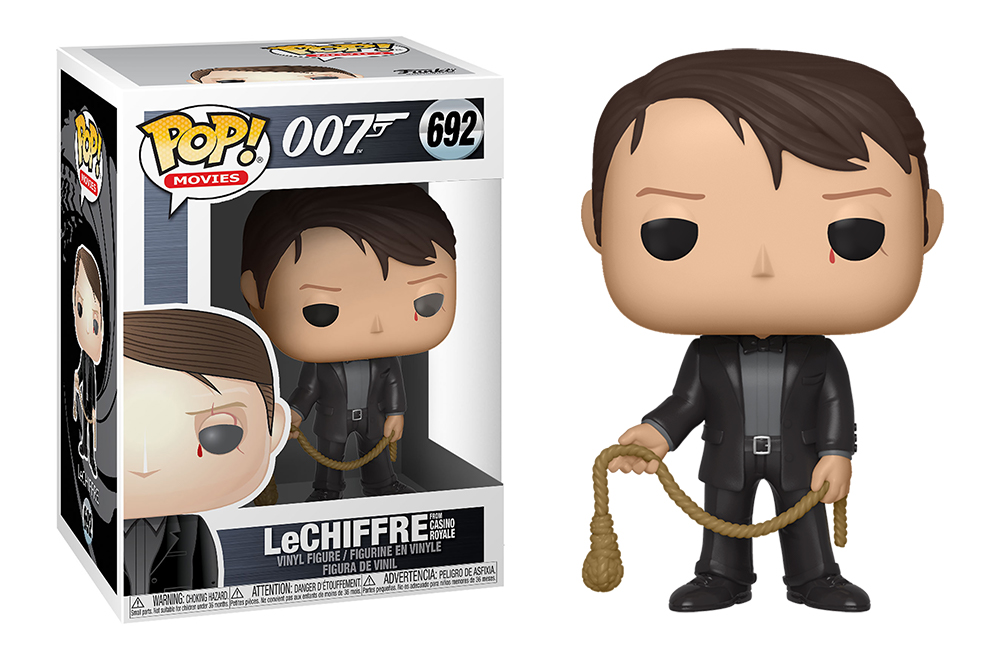 Funko POP Movies: James Bond S2 - Le Chiffre