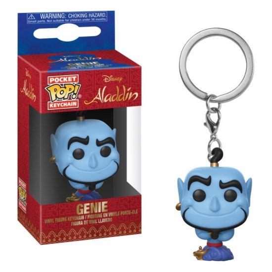 Funko POP Keychain: Aladdin - Genie