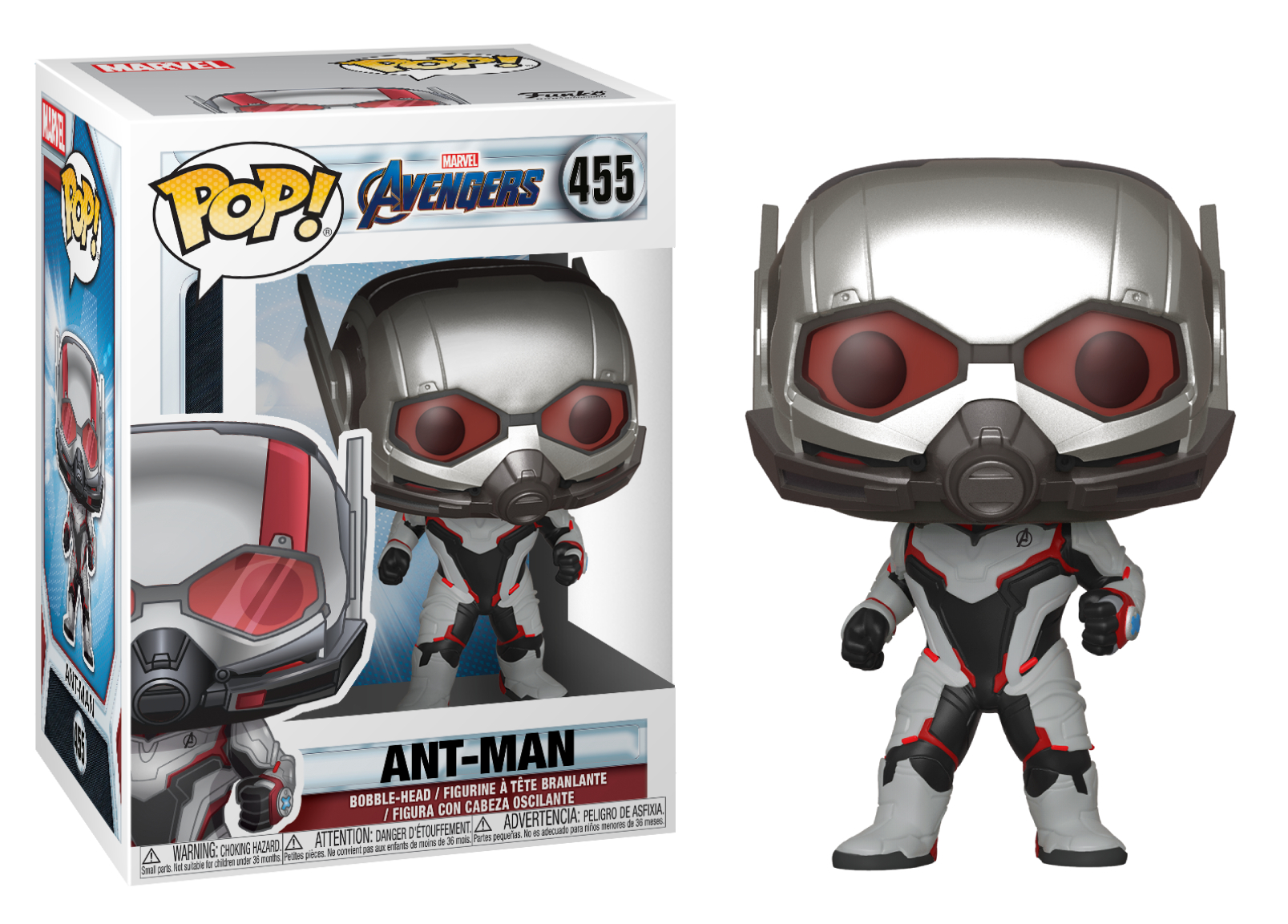 Funko POP Marvel: Avengers Endgame - Ant-Man