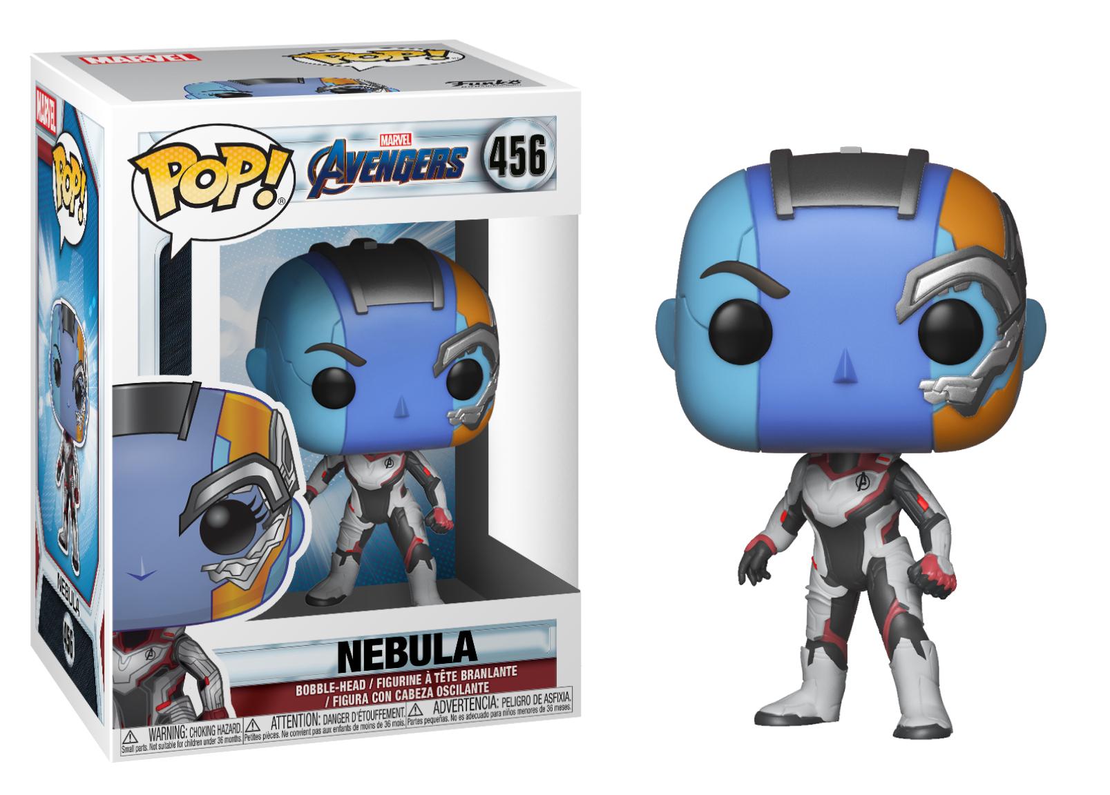 Funko POP Marvel: Avengers Endgame - Nebula