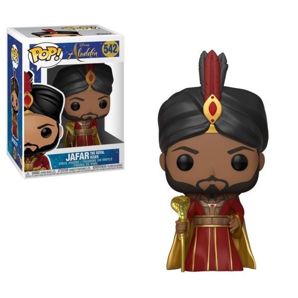 Funko POP Disney: Aladdin (Live) - Jafar
