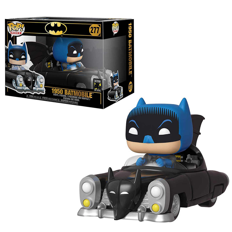 Funko POP DC Rides: Batman 80th – Batman (1950)