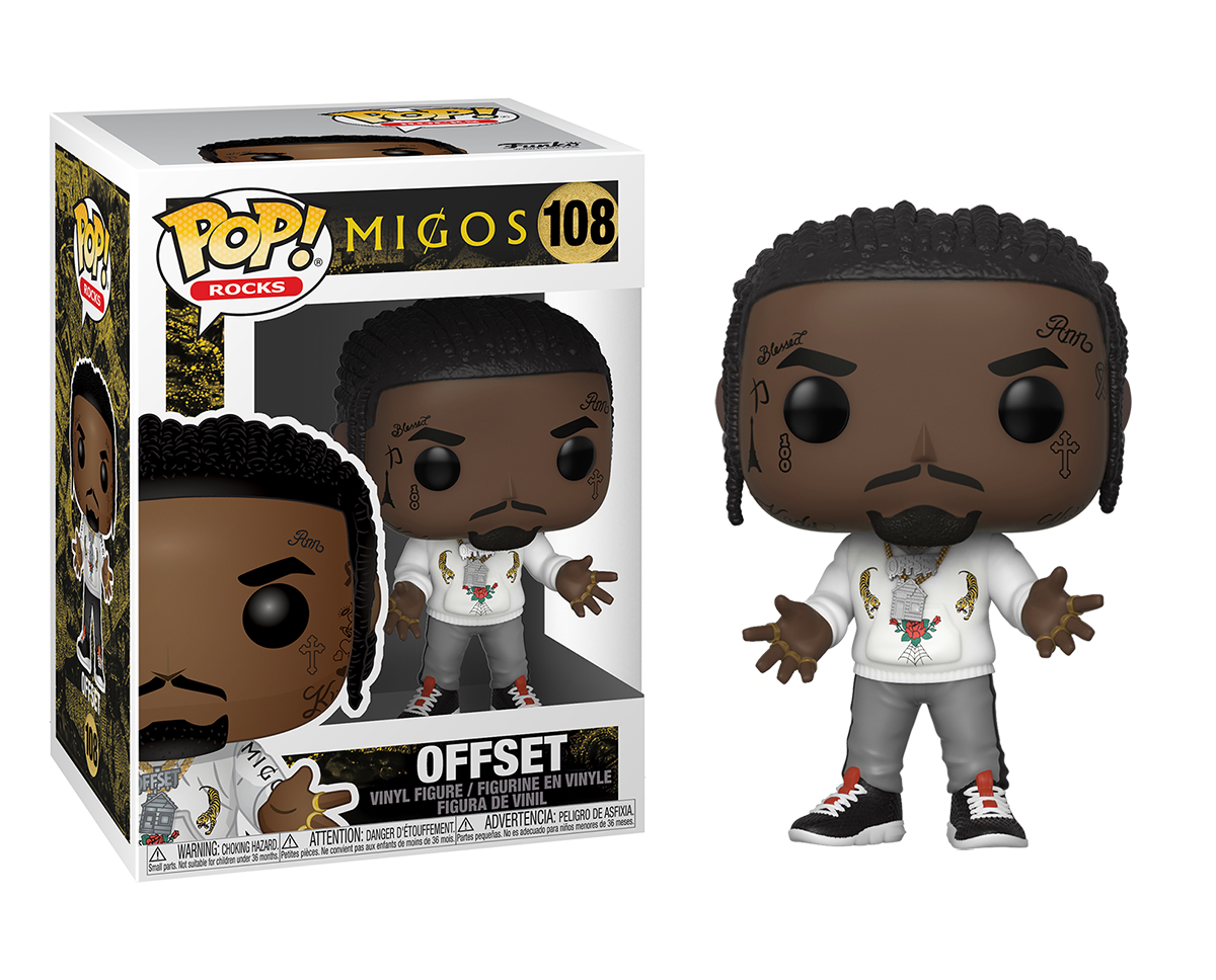Funko POP Rocks: MIGOS - Offset