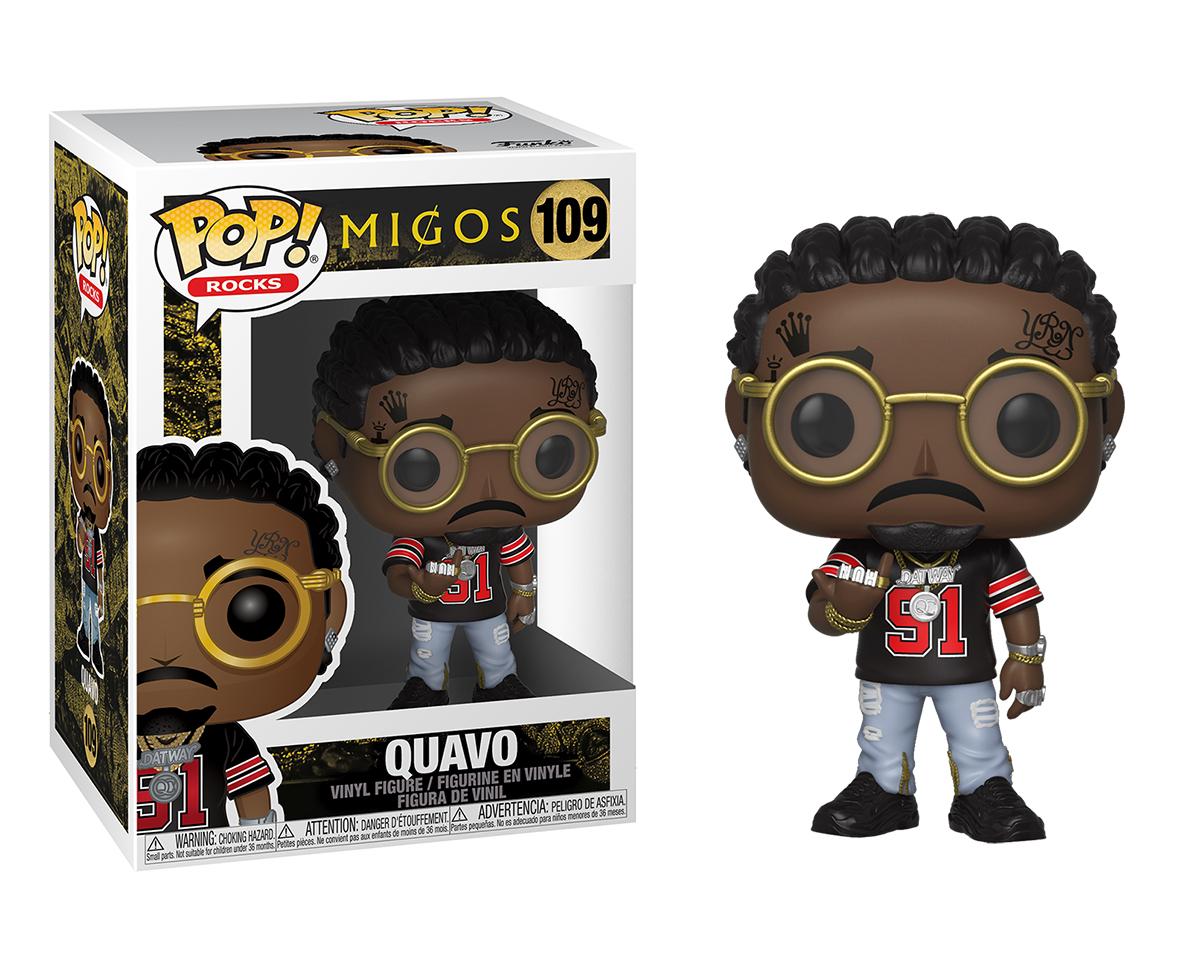 Funko POP Rocks: MIGOS - Quavo