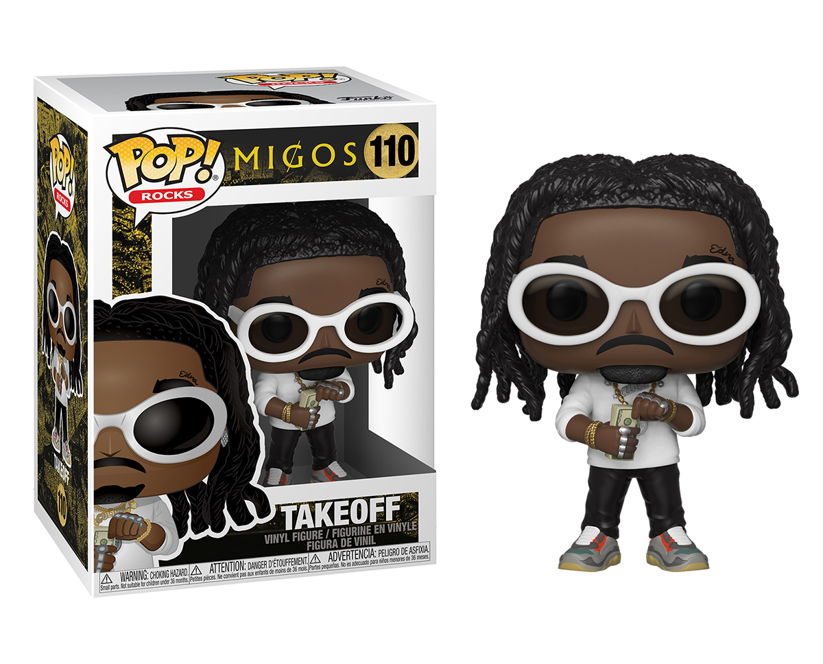 Funko POP Rocks: MIGOS - Takeoff