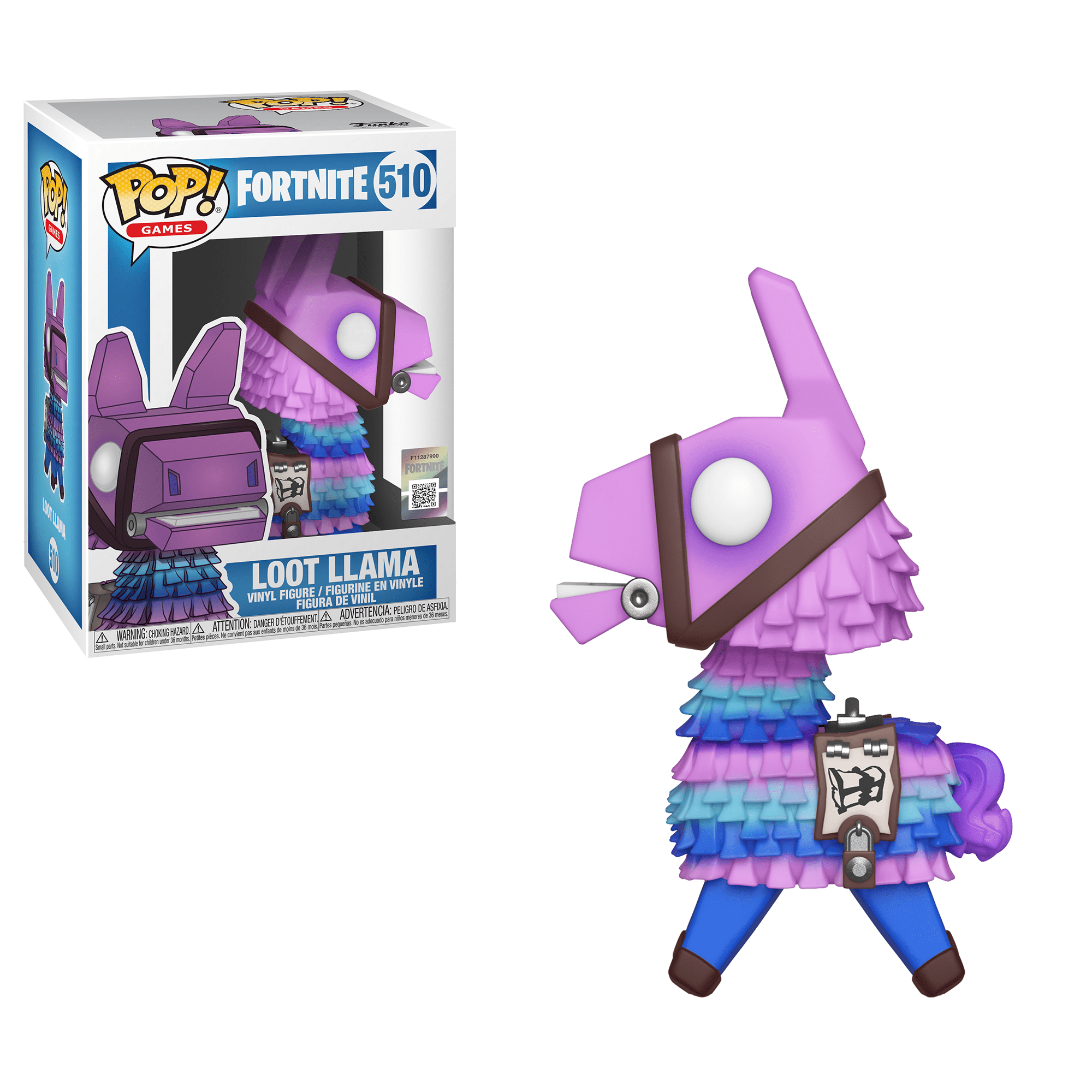 Funko POP Games: Fortnite S3 - Loot Llama