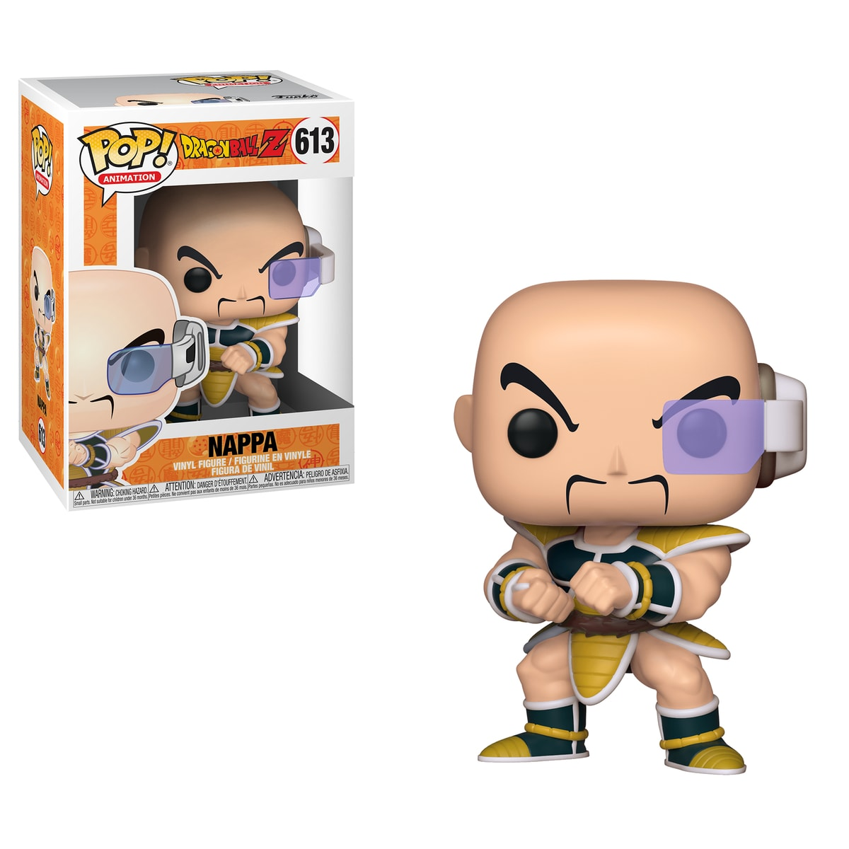Funko POP Animation: DBZ S6 - Nappa