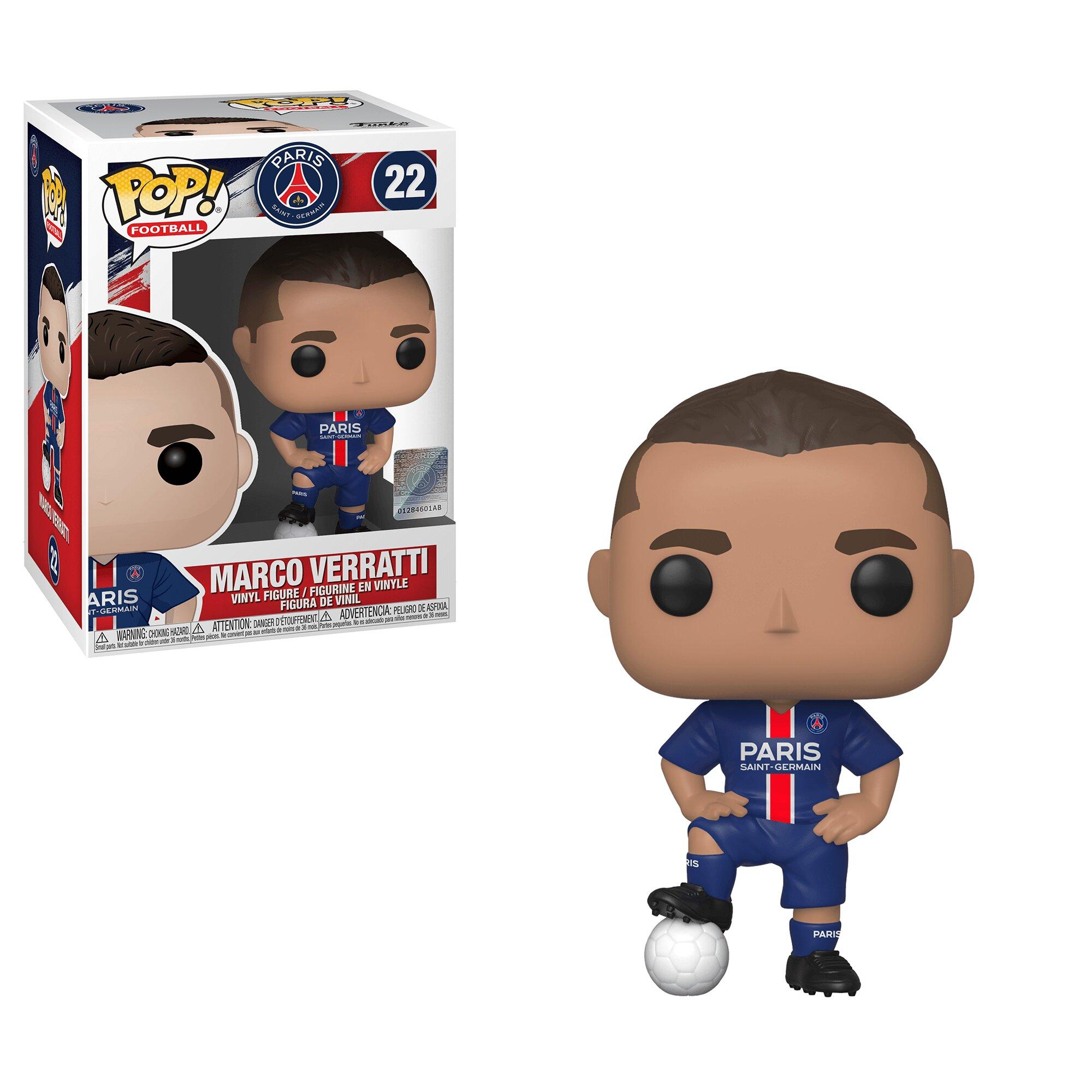 Funko POP Football: Marco Veratti (PSG)