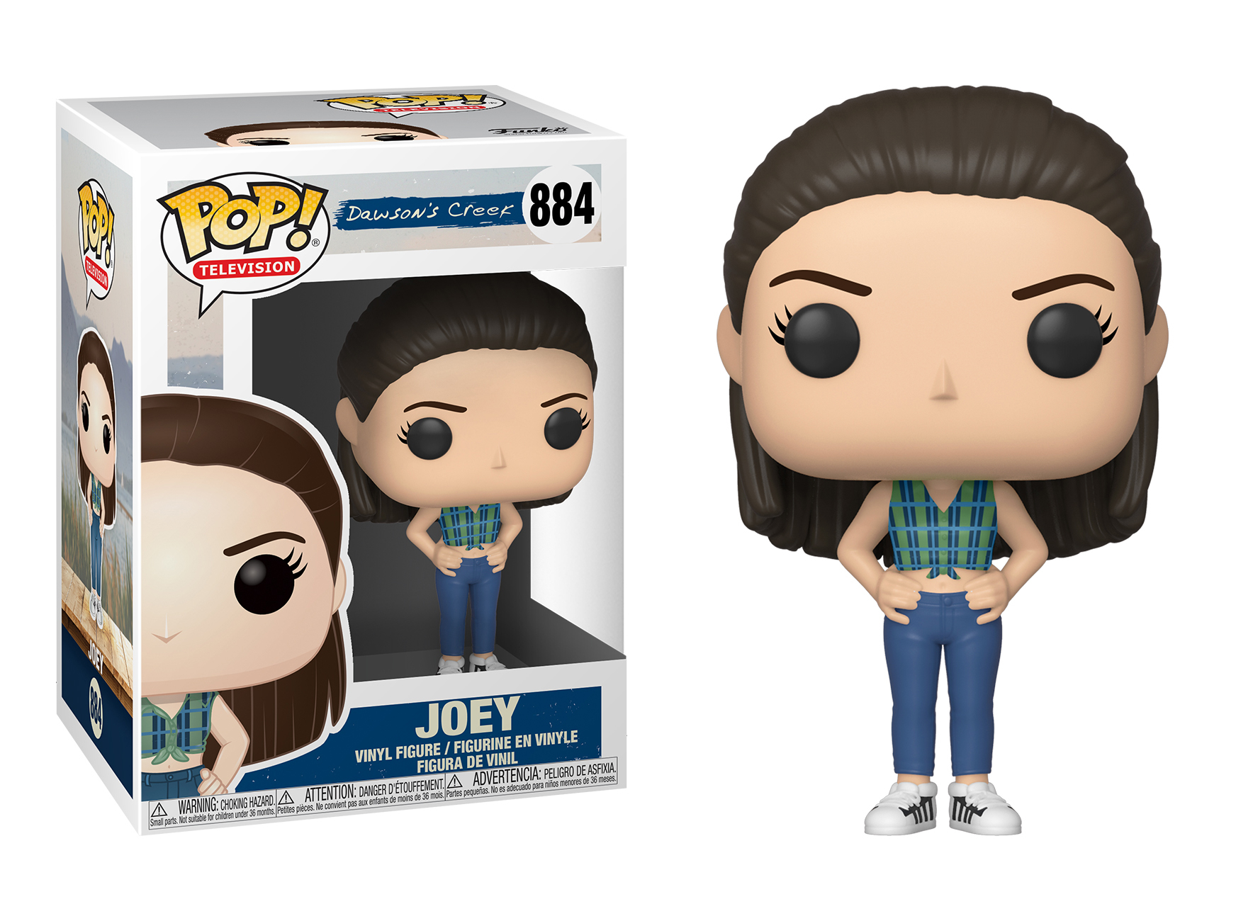 Funko POP TV: Dawsons Creek S1 - Joey