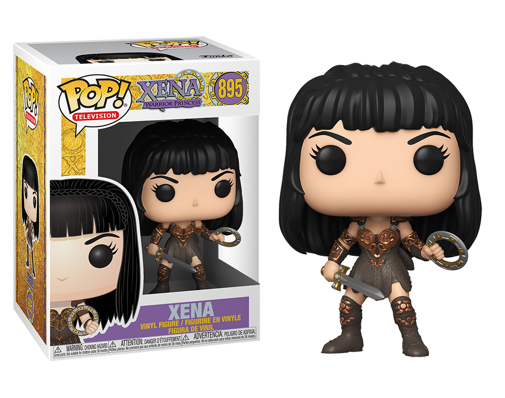 Funko POP TV: Xena Warrior Princess - Xena