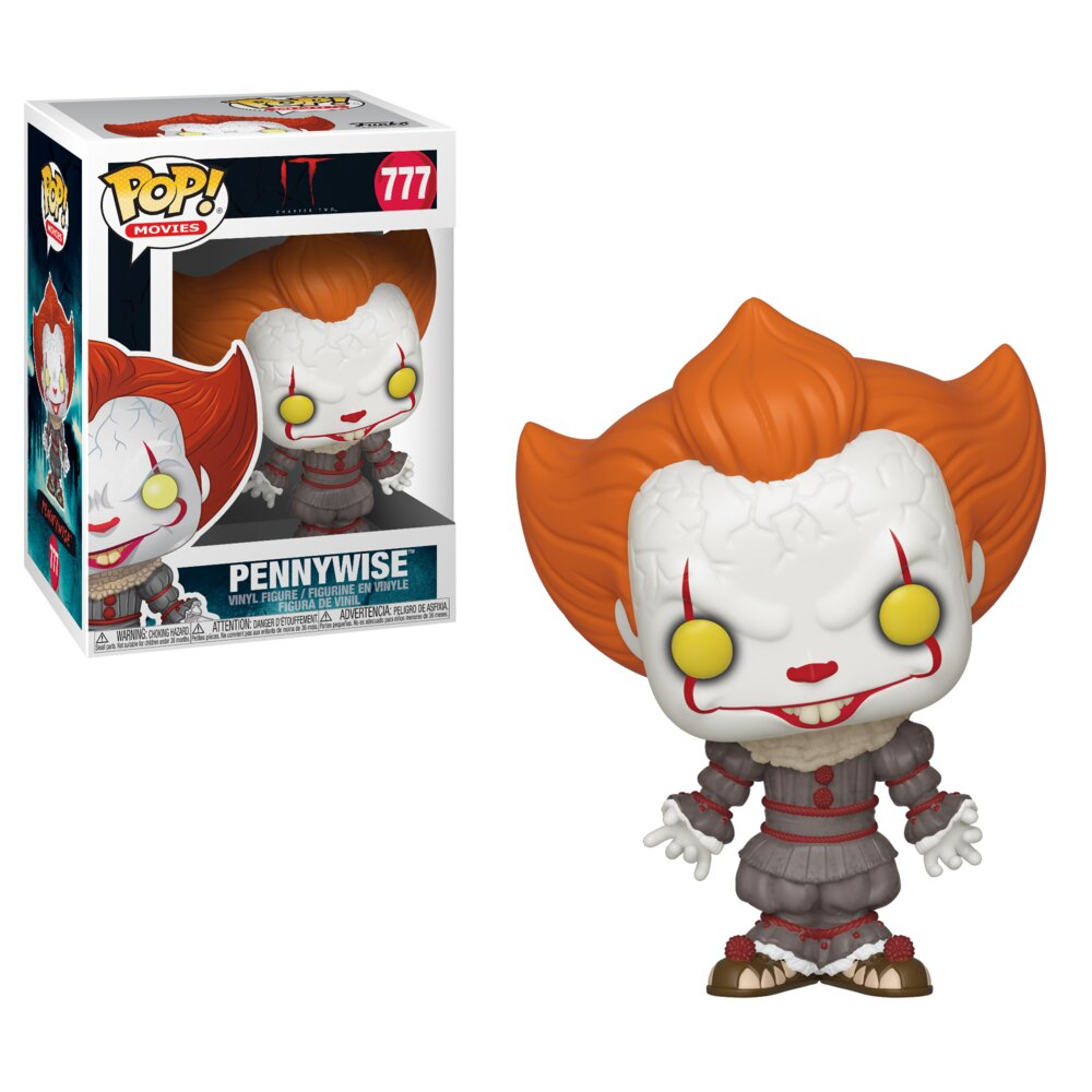 Funko POP Movies: IT 2 - Pennywise w/ Open Arms