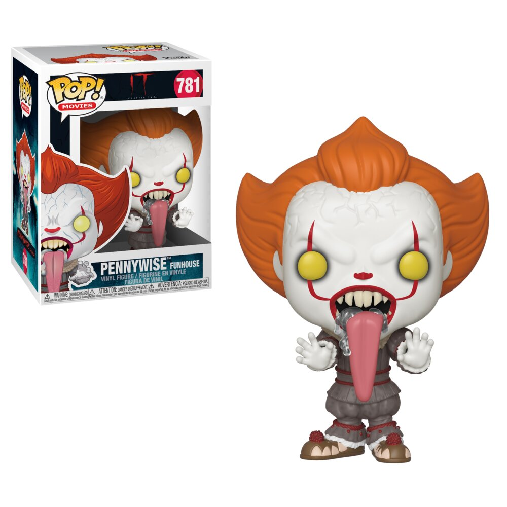 Funko POP Movies: IT 2 - Pennywise w/ Dog Tongue