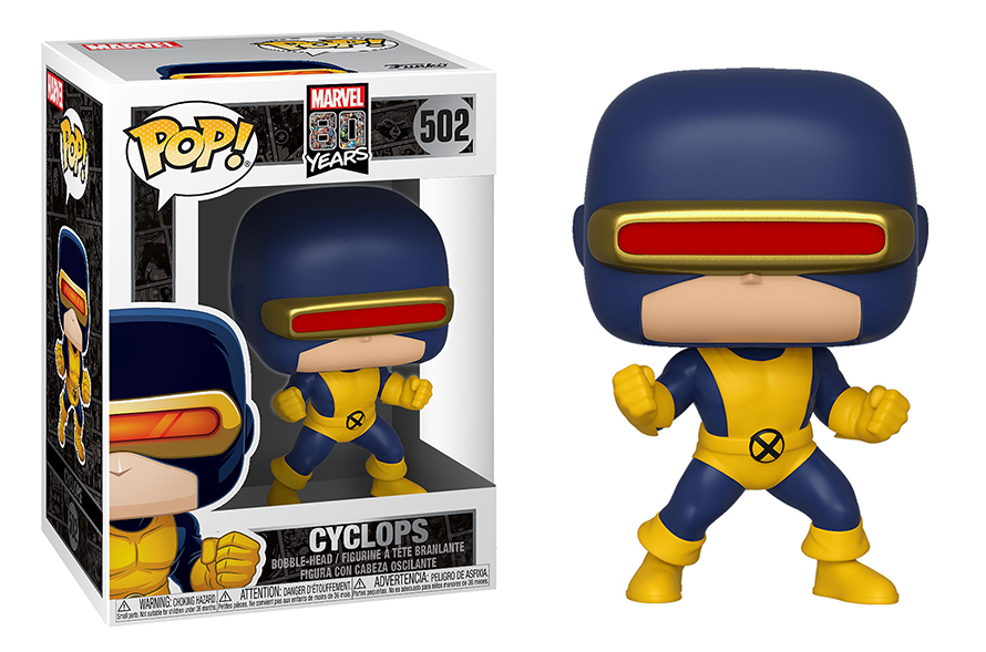 Funko POP Marvel: 80th - First Appearance - Cyclops