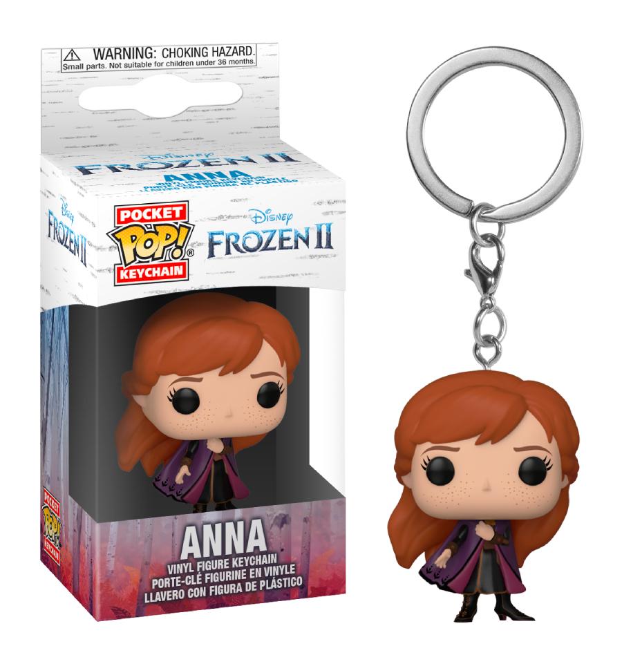 Funko POP Keychain: Frozen 2 - Anna
