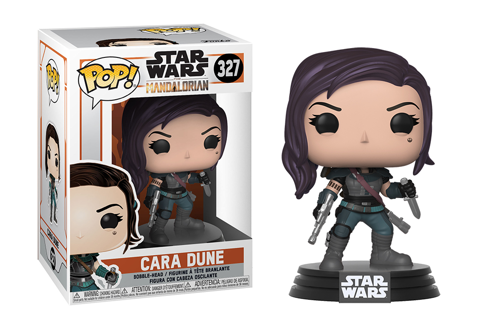 Funko POP TV: SW The Mandalorian - Cara Dune