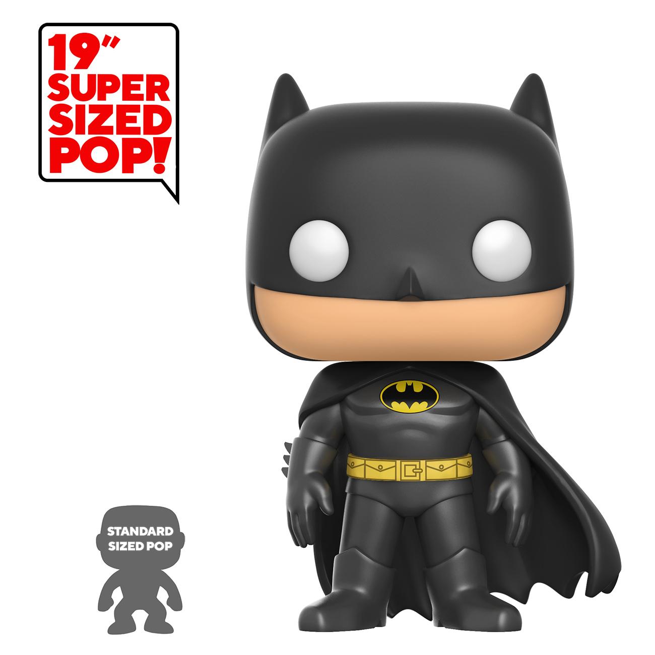 "Funko POP DC: Heroes - 19"" Batman"
