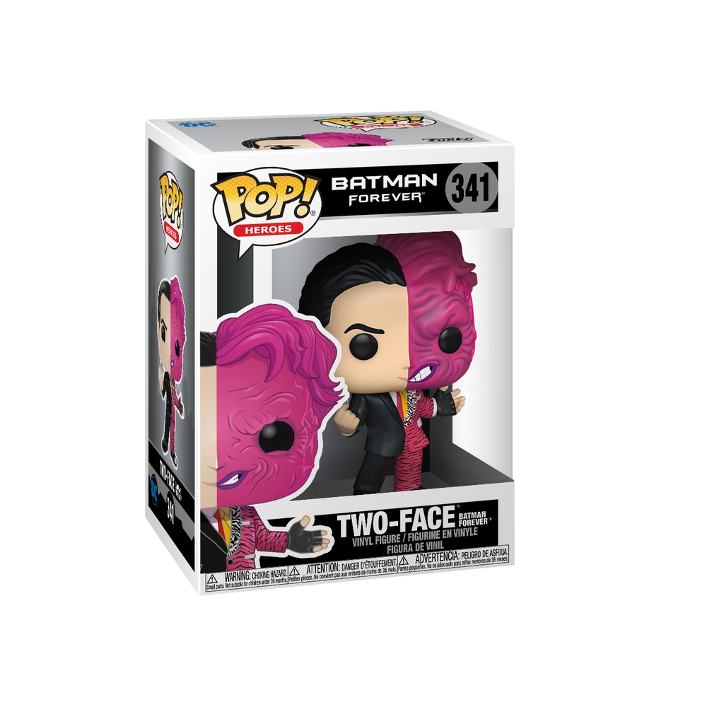 Funko POP Heroes: Batman Forever- Two-Face