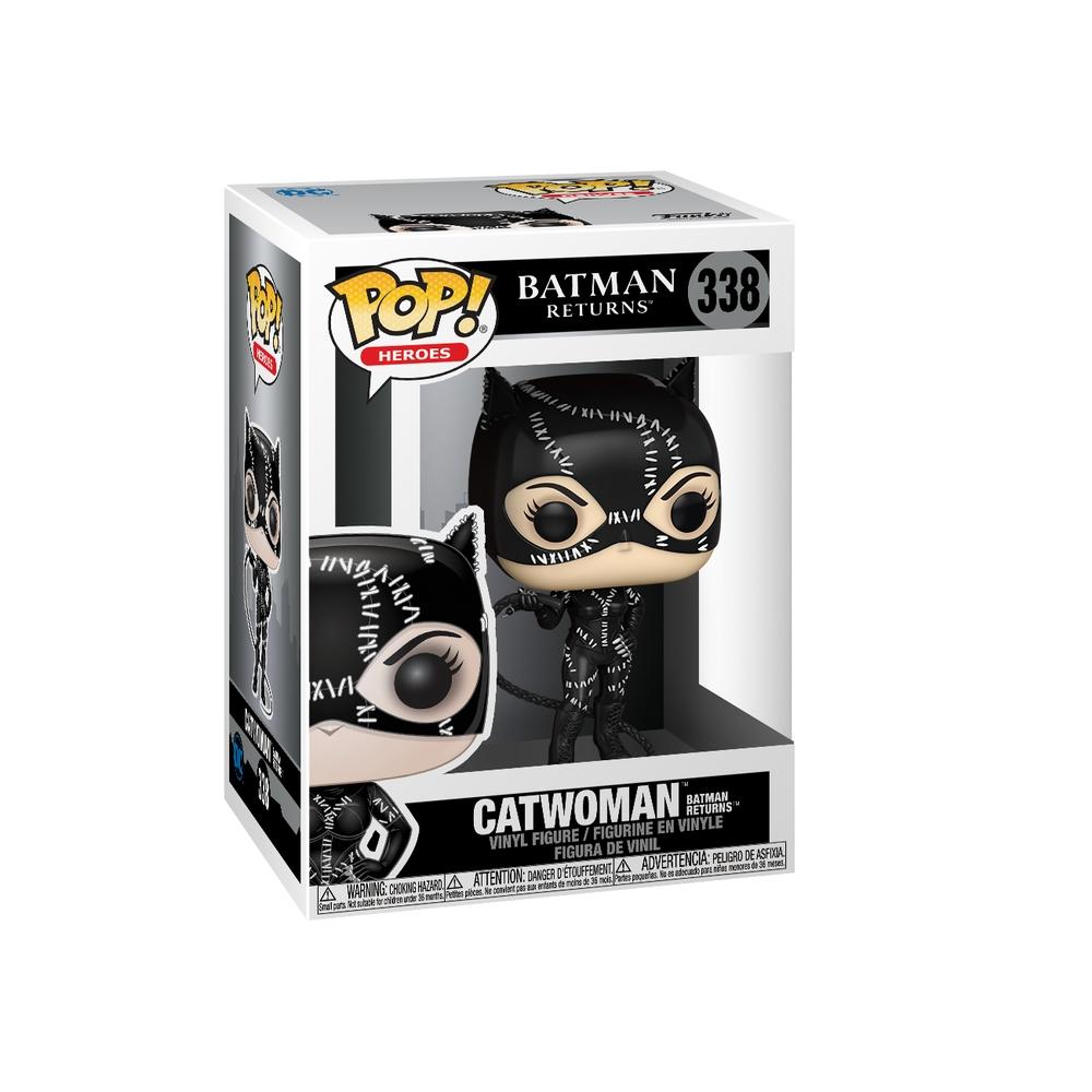 Funko POP Heroes: Batman Returns- Catwoman