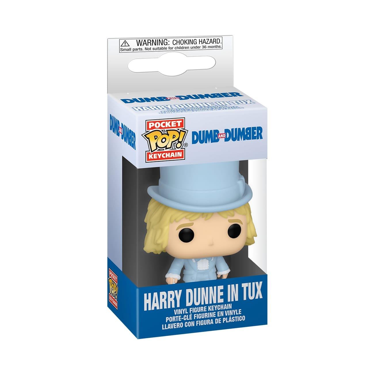 Funko POP Keychain:Dumb & Dumber- Harry In Tux