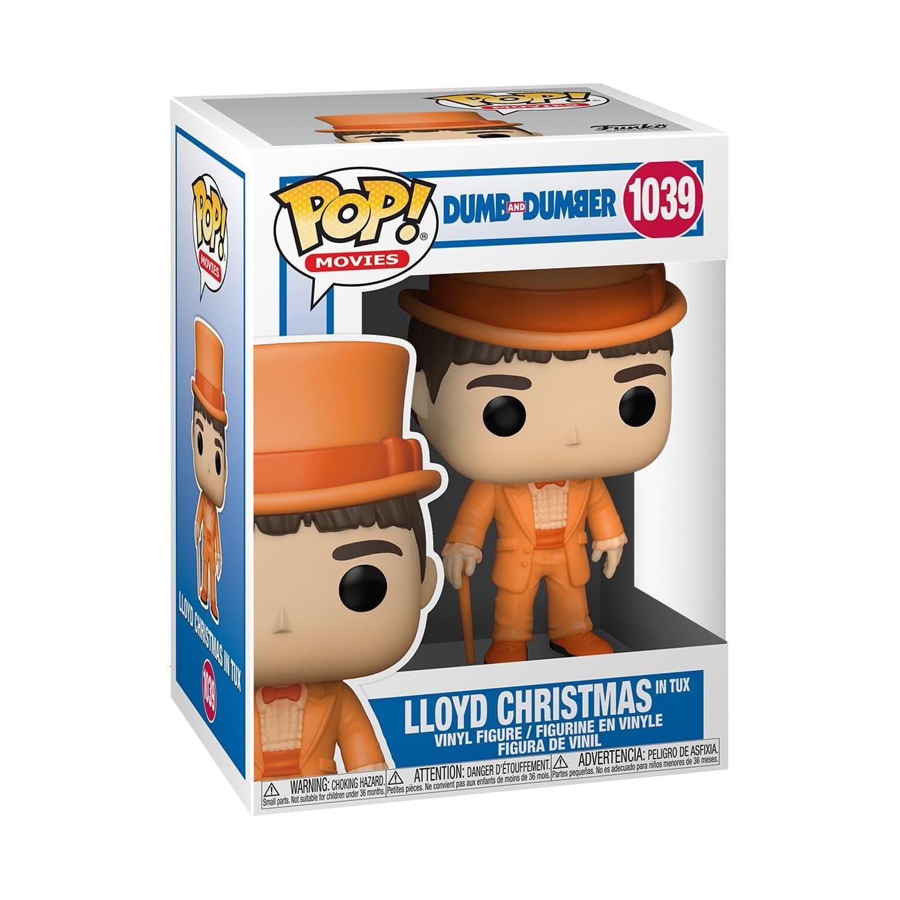 Funko POP Movies: Dumb & Dumber - Lloyd In Tux w/Chase - balení 6 ks