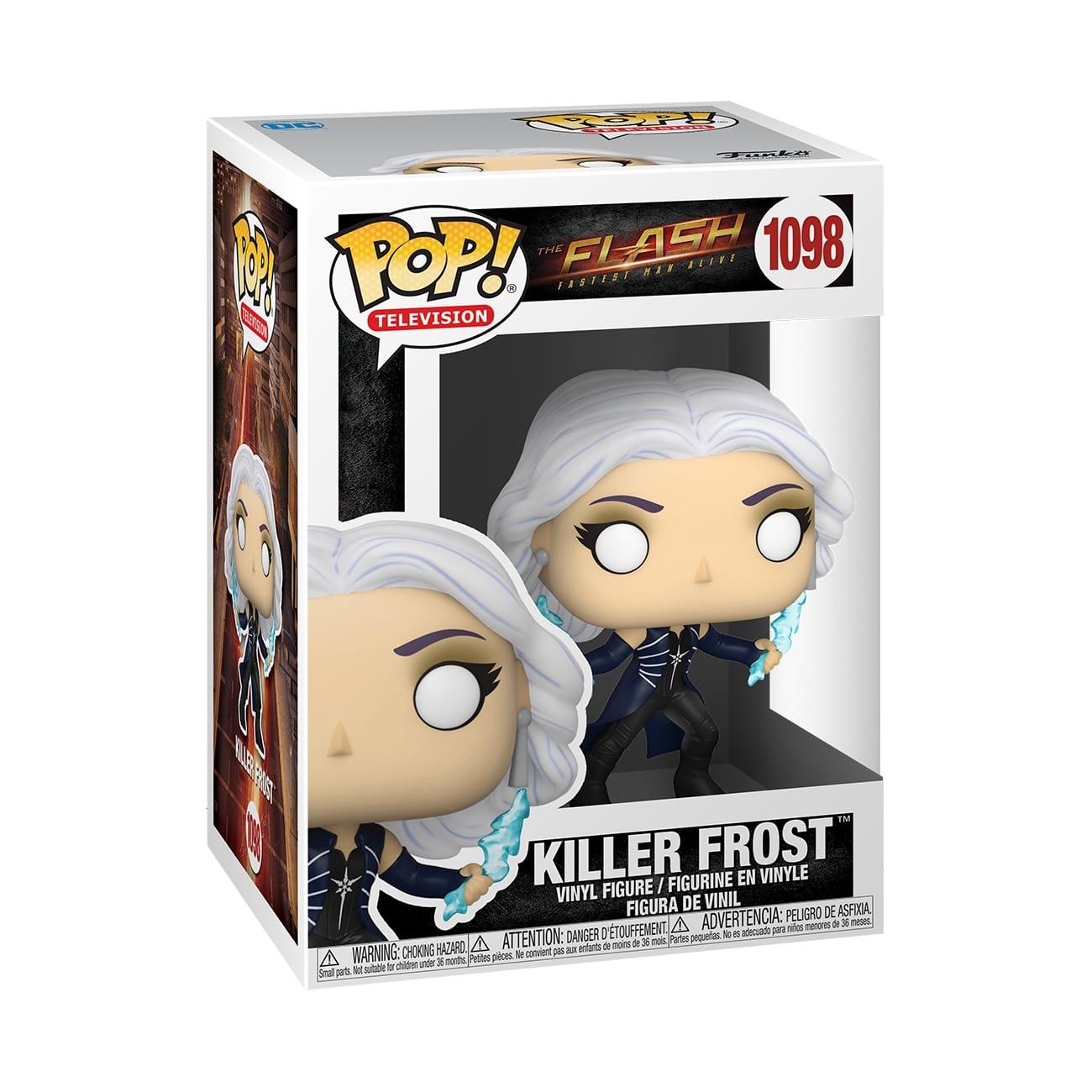 Funko POP Heroes: The Flash- Killer Frost