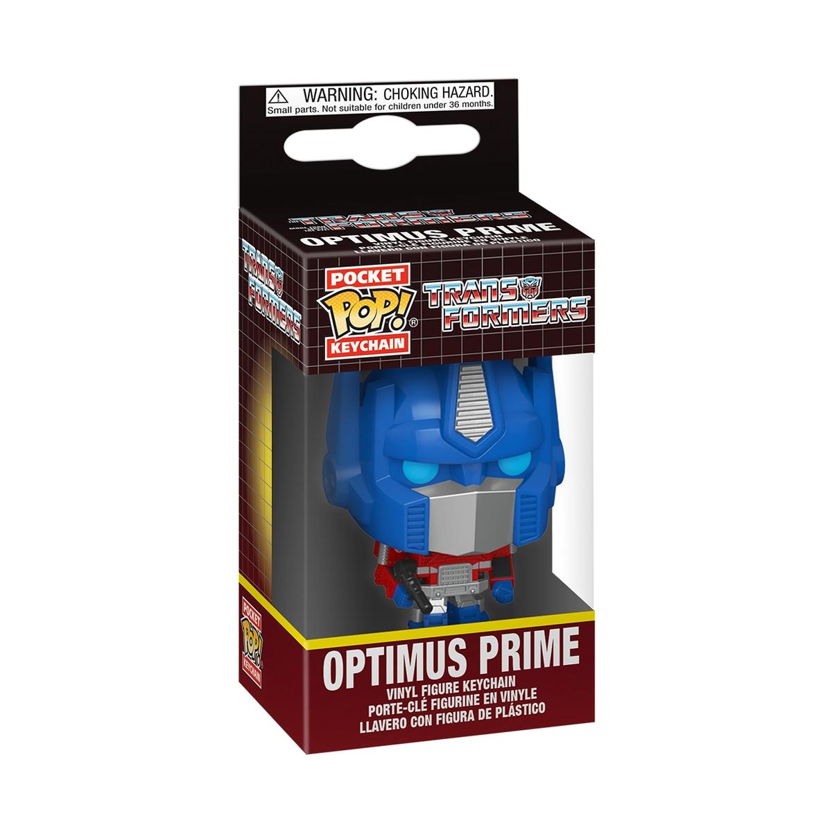 Funko POP Keychain: Transformers- Optimus Prime