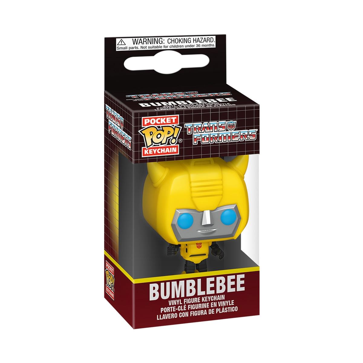 Funko POP Keychain: Transformers- Bumblebee