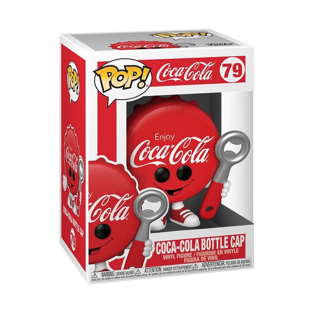 Funko POP Ad Icons: Coke- Coca-Cola Bottle Cap
