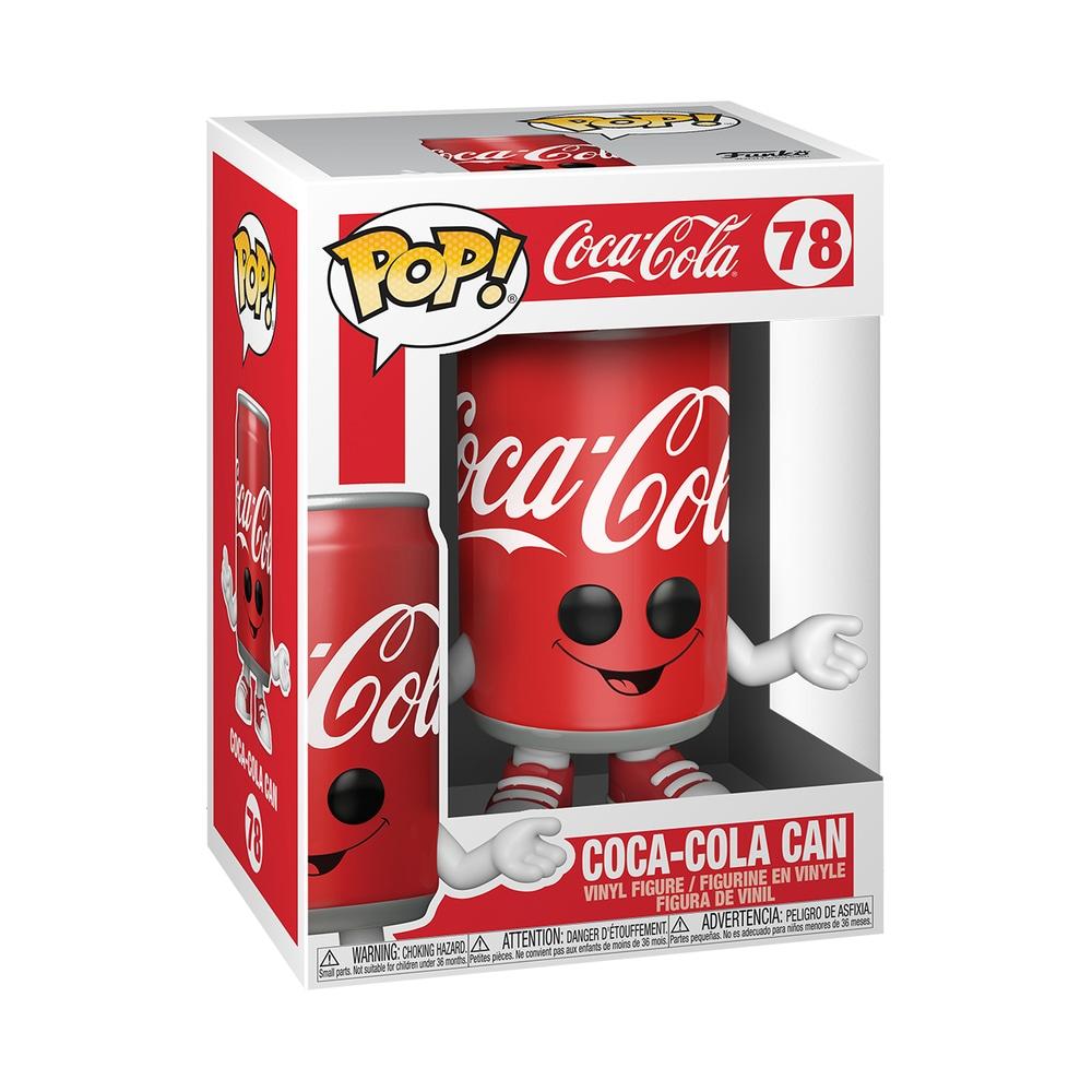 Funko POP Ad Icons: Coke- Coca-Cola Can