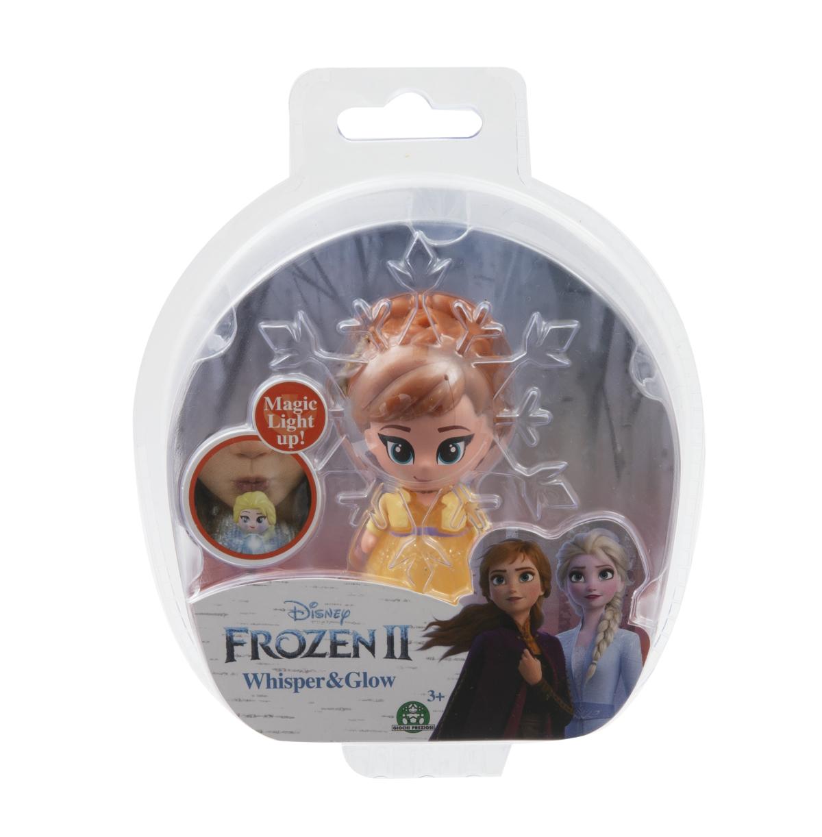 Frozen 2: 1-pack svítící mini panenka - Anna Opening